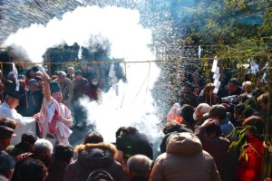 葛飾八幡宮『初卯祭』