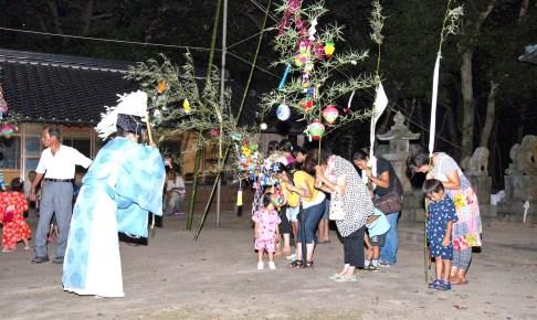 川北神社『風鎮祭』
