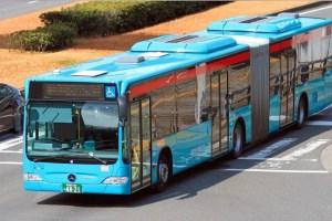 京成バス「新都心・幕張線」連結バス