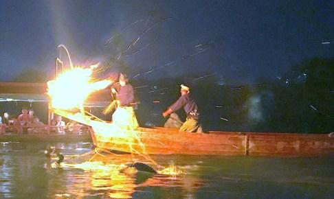 木曽川うかい