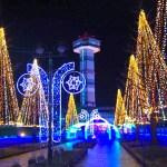 木曽三川公園センター『冬の光物語』