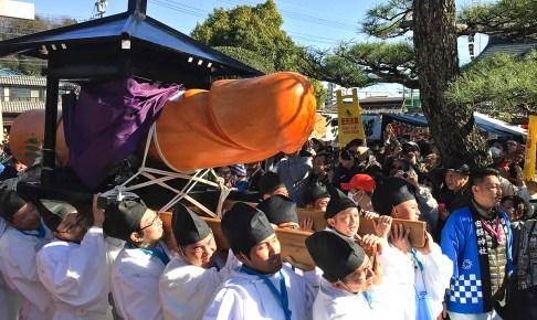 田縣神社『豊年祭』