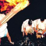 和布刈神社『和布刈神事』