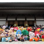 成田伝統芸能まつり 『ご当地キャラ成田詣』
