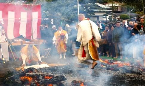 青龍山能蔵院『春の大祭』