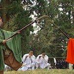 白山神社『小迫の延年』
