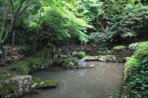 奥書院庭園