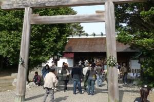 伊良湖神社『おんぞまつり』