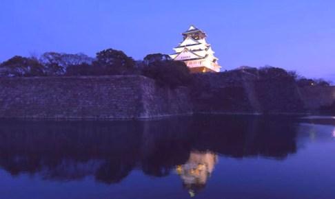 大阪城天守閣『夏の開館時間延長』