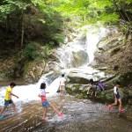 三郎の滝フェスティバル