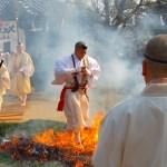 西國寺『柴燈護摩』