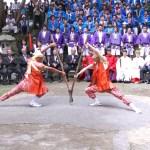 関山神社『火祭り』