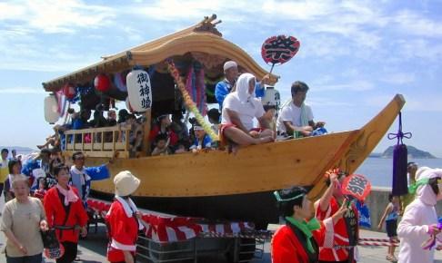 篠島ぎおん祭り・野島祭り(花火大会)