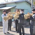 時曽根の大蛇まつり|匝瑳市