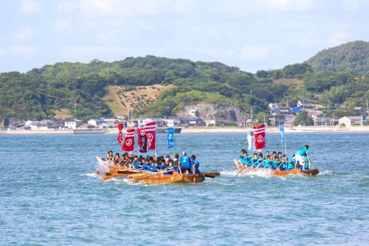 因島水軍まつり・海まつり