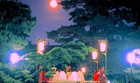 住吉大社『観月祭』