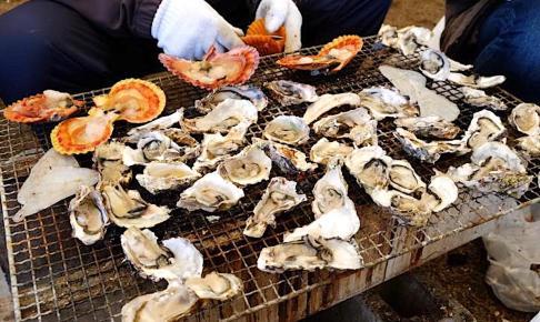 九十九島かき食うカキ祭り
