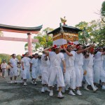 宇佐神宮『宇佐夏越祭り』