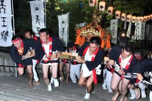 二荒山神社『天王祭』