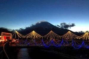 山中湖イルミネーション『ファンタジウム』
