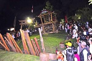 山﨑八幡宮『秋季例大祭』
