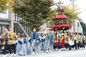 八代妙見祭
