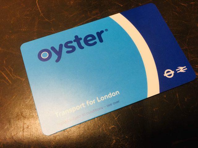 ロンドン観光を便利にお得にする必須アイテム!オイスター ...
