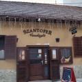 【Szantofer】町一番の食堂 ハンガリーワインの古都エゲルeger