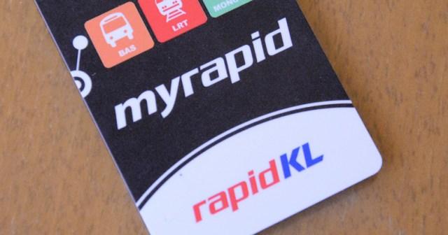 お得で便利なTouch'n Goカードとrapidカード マレーシアのICカード乗車券
