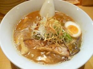 札幌市ススキノ 麺屋 雪風 辛味噌らーめん