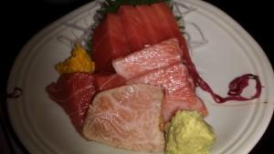 海鮮料理 沖菜 近海本マグロ