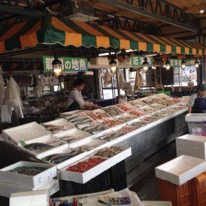 ピアBandai 万代島鮮魚センター