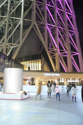 東京スカイツリータウン®アイススケートパーク