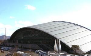 福岡県立総合プール アイススケートリンク