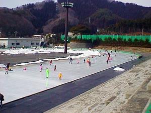磐梯熱海スポーツパーク 郡山スケート場