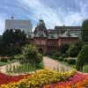 北海道庁旧本庁舎~鴨さんのひなたぼっこ