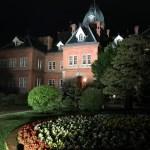夜の赤れんが庁舎はお城みたいにきれい☆
