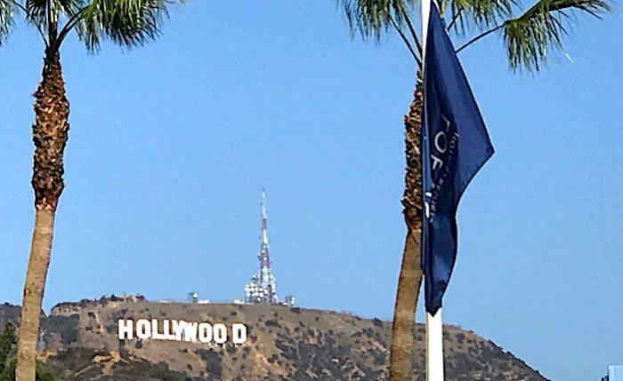 ロサンゼルス観光のハイライト、ハリウッドのサイン