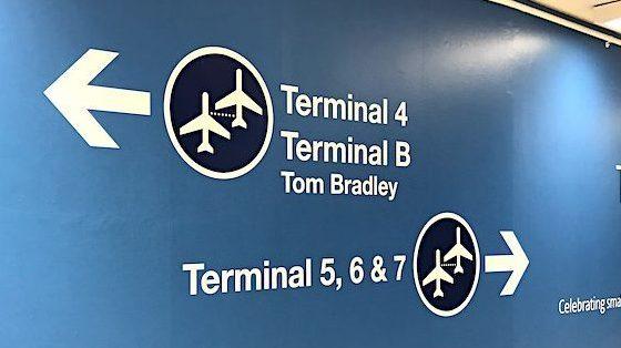 ロサンゼルス空港【ラウンジ最新情報】プライオリティパスとデルタの変更
