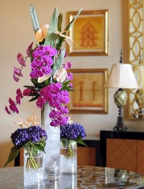 ワン&オンリーの飾り花