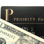 プライオリティパスのカード画像