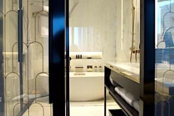 バスルームの画像