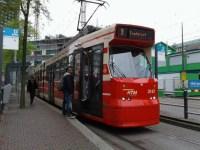 国境の街マーストリヒトから電車で、オランダ第3の都市 デン・ハーグへ。