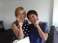 シェアハウスで仲良しになった韓国人ホリちゃんの引っ越し&お別れ会。