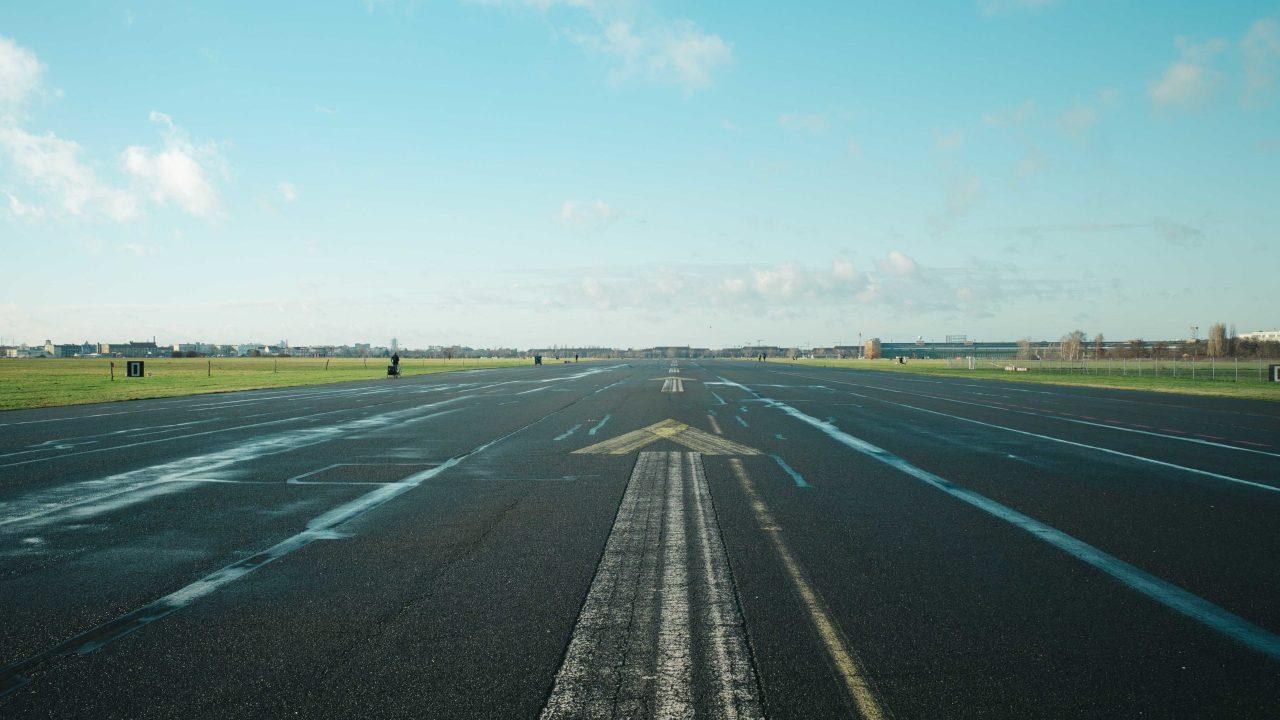 ベルリン テンペルホフ空港