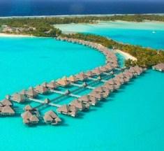 ボラボラ島で贅沢なひとときを!人気の高級リゾートホテル7選