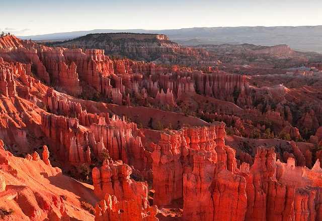 Bryce Canyon Ampitheatre at First Light