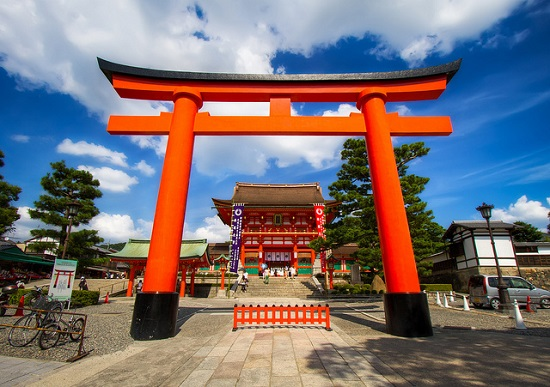Welcome to Fushimi Inari