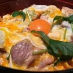 親子丼 丼もの お米 食事 和食