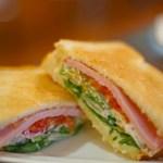 パン サンド
